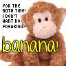 Banana avatars