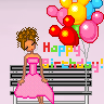 Birthday avatars