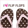 Avatars Flip flops