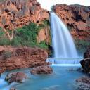 Waterfall avatars