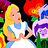 Disney Avatars Alice in wonderland
