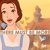 Disney Avatars Belle and the beast
