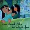 Lilo and stitch avatars