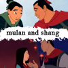 Mulan avatars
