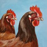 Serama chicken bird graphics