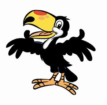 Toucan bird graphics