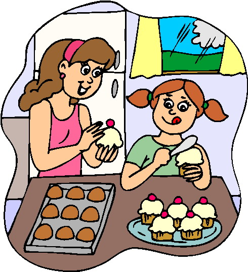 Clip Art For A Craft And Soup Sale