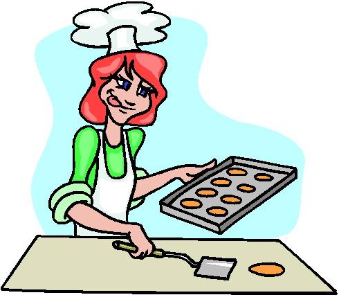 Clip art Activities Baking