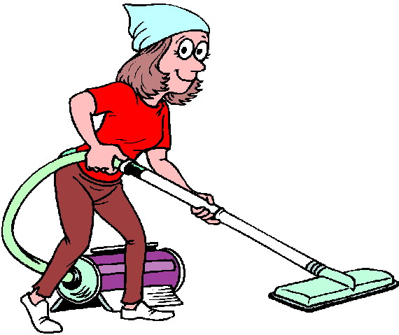 free housekeeping clipart - photo #50