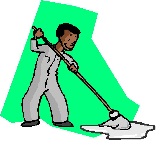 Clip art Activities Cleaning