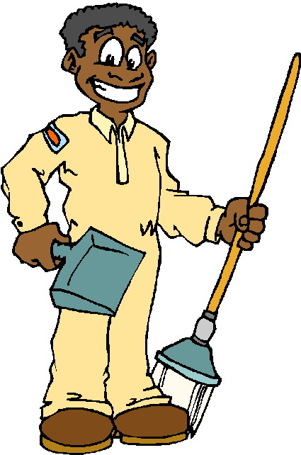 free housekeeping clipart - photo #30