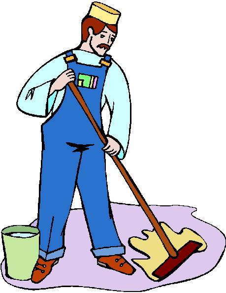 Clip Art Activities Cleaning Picgifs Com