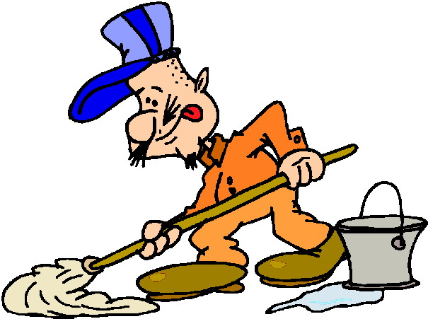clip art illustrations cleaning - photo #3