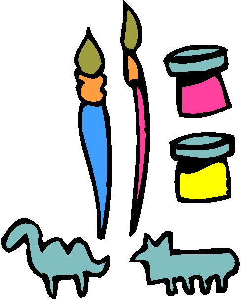 Arts And Crafts Clip Art Crafts clip art