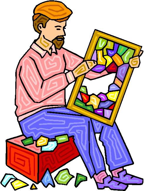 Crafts clip art
