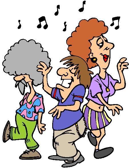 Clip Art - Clip art dancing 521278