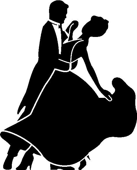 ballroom dancing clip art - photo #19