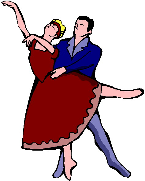 clipart on dance - photo #50