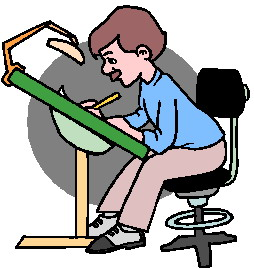 Drawing clip art
