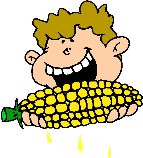 Clip Art Clip Art Eating 175414