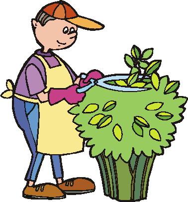 Clip art » Gardening Clip art