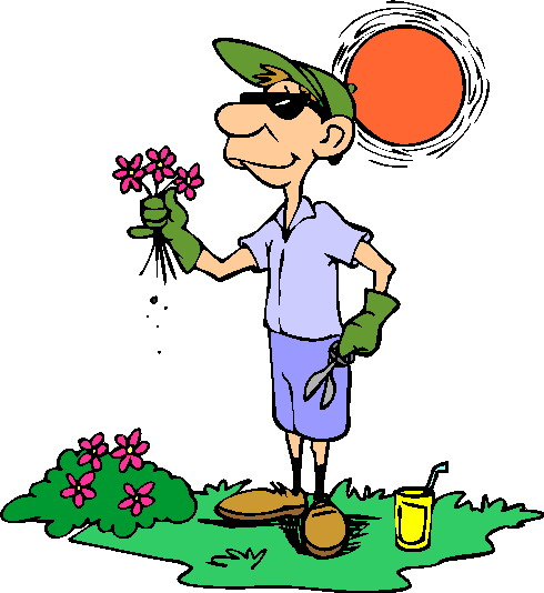 clipart garden images - photo #18