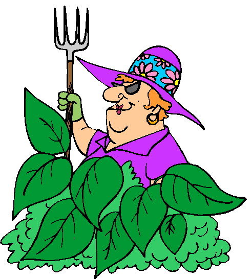 clipart garden images - photo #13