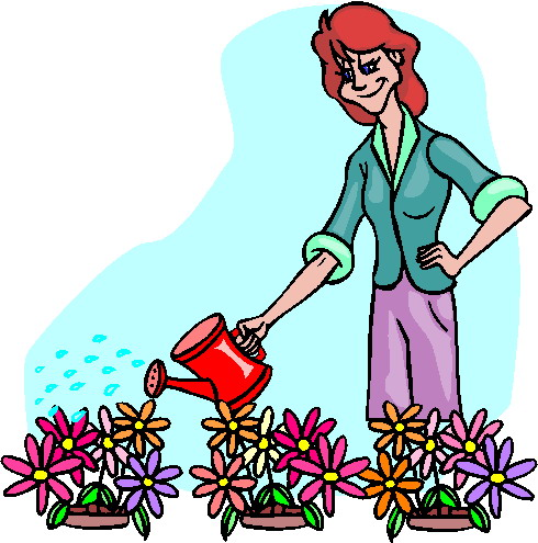Art gardening and landscaping