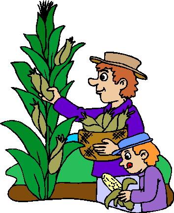 Gardening clip art