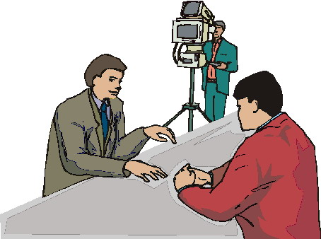 Clip art Activities Interviewing