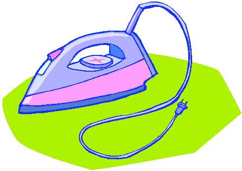 Ironing clip art