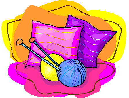 Clip art Activities Knitting