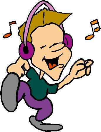 clip art activities listening to music picgifs com rh picgifs com not listening clipart not listening clipart