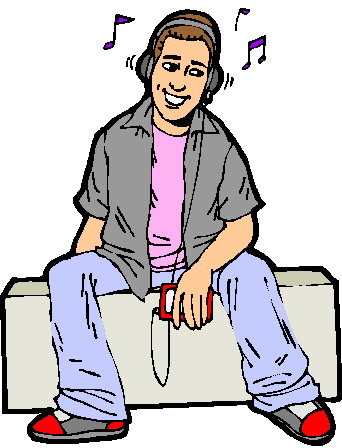 clip art activities listening to music picgifs com rh picgifs com girl listening to music clipart boy listening to music clipart