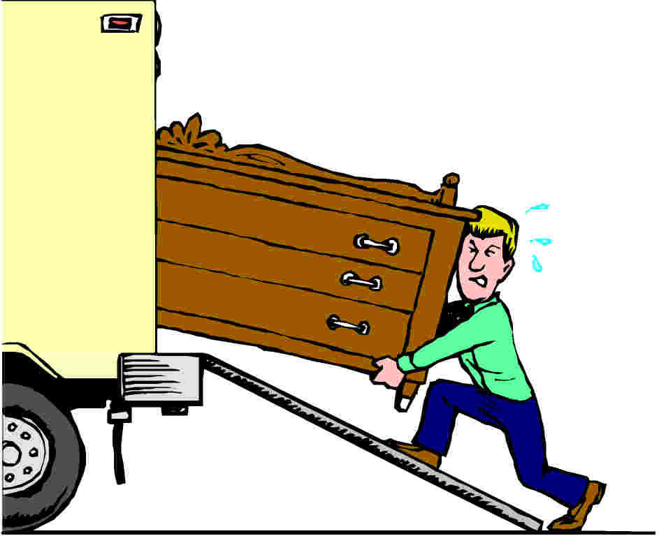moving clipart  image