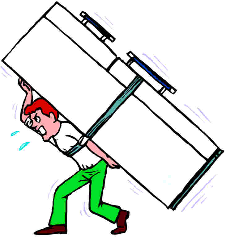 free clip art office move - photo #26