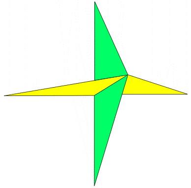 Origami clip art