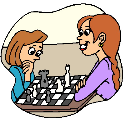 Clip art Activities Playing chess