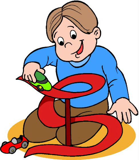 children playing toys clipart - photo #5