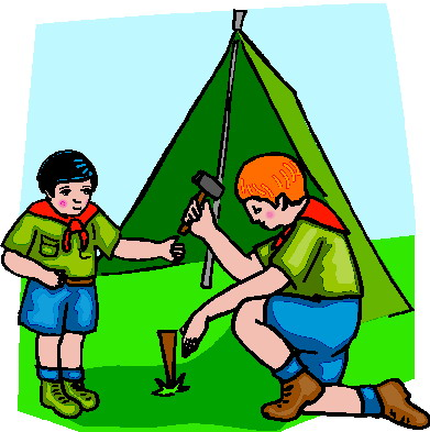 Scouting Clip Art – Clipart Download