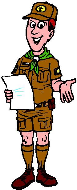 Clip art Activities Scouting