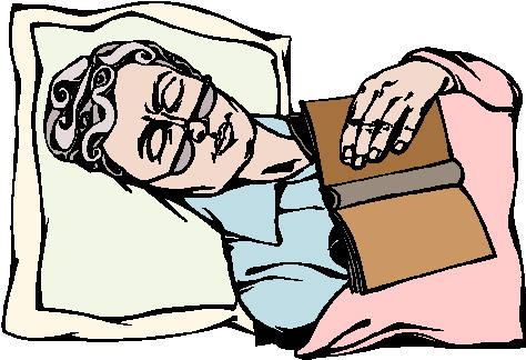 Sleeping Clip art Activities