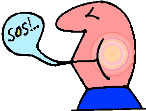 Speaking clip art