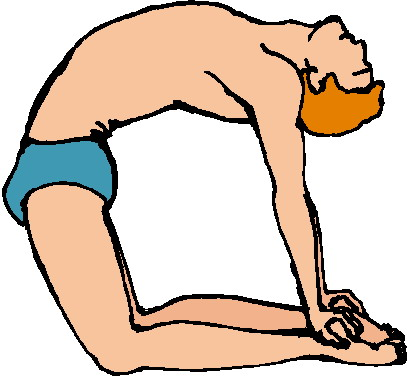 Clip art Activities Yoga