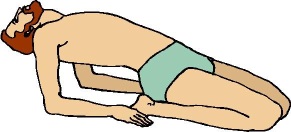 free clipart yoga - photo #48