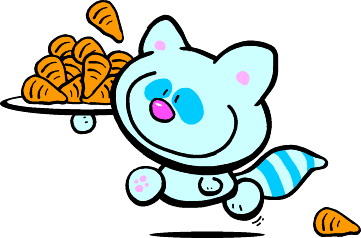 Bubblegum kids clip art