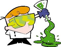 Dexters laboratory clip art