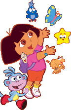 Cartoons Dora the explorer Clip art