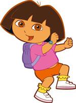 Cartoons Dora the explorer Clip art
