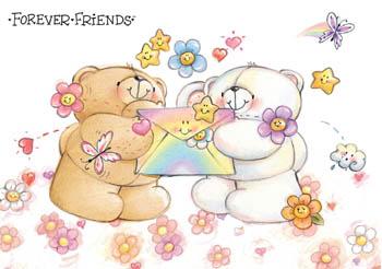Clip Art Clip art forever friends 371828